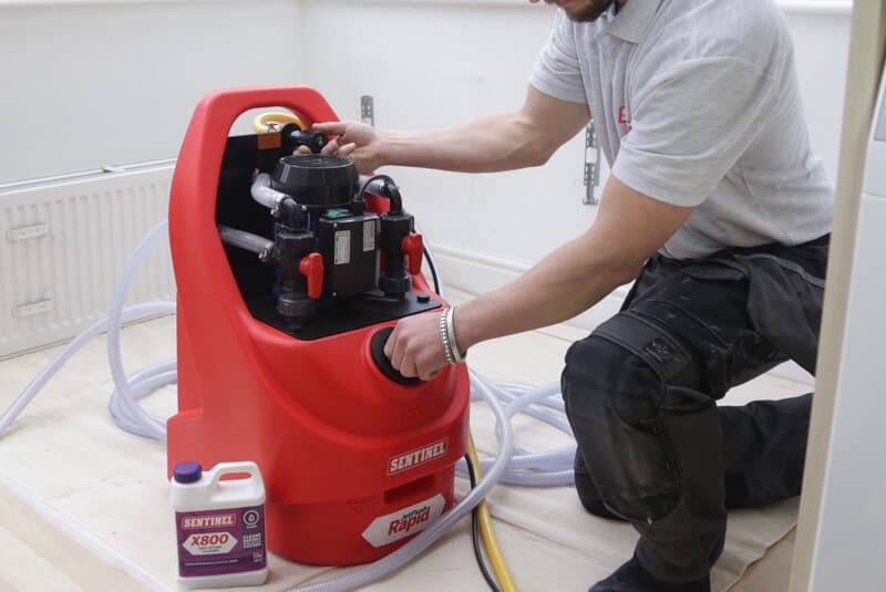 Powerflush West Midlands